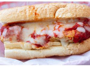 Picture of Chicken Parmesan Sandwich