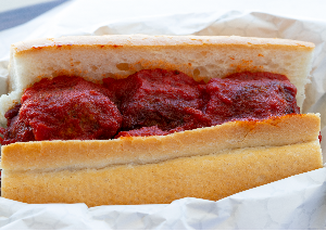 Picture of Meatball Sandwich