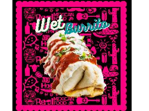 Picture of Wet  Burrito