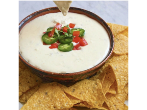 Picture of Cheese Dip and Chips