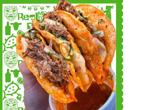Picture of Birria tacos (3) & consome