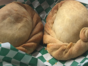 Picture of 2 for $10 Pasty (PASS-tee)