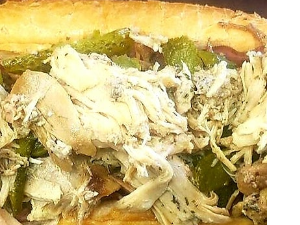 Picture of San Juan Hoagie Sandwich