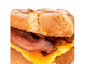 Picture of Bacon Egg Croissant Sandwich