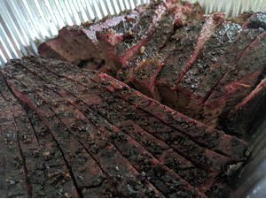 Picture of Sliced Brisket by the Pound