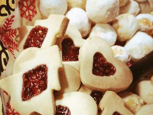 Picture of Italian Wedding Cookies