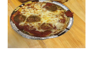 Picture of BAKED SPAGHETTI & MEATBALLS