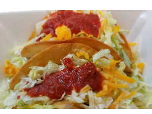 Picture of Flour Fried Taco