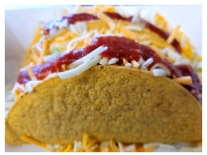 Picture of Hard Shell Taco