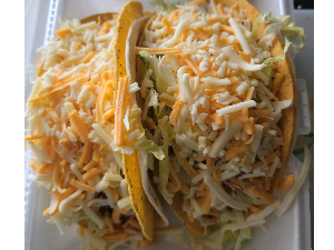 Picture of Big Mexico City Taco