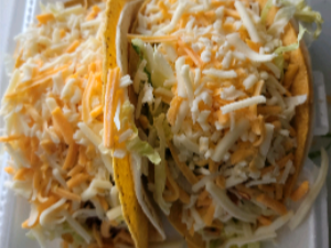 Picture of Big Mex Taco Combo