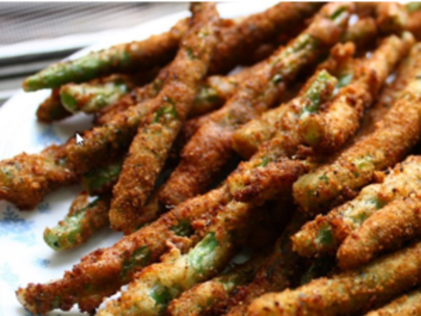 Picture of Deep fried Green Beans