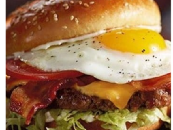 Picture of #3 THE STREET BURGER