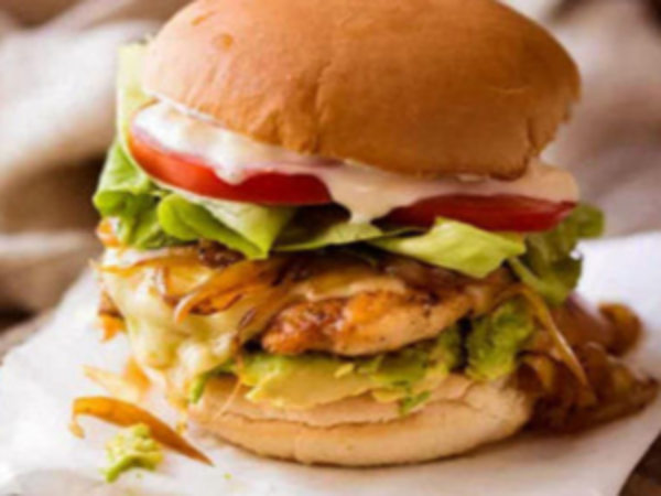 Picture of #4 THE CHICKEN SANDWICH