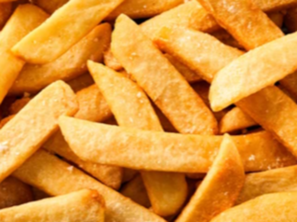 Picture of Large Boat of French Fries
