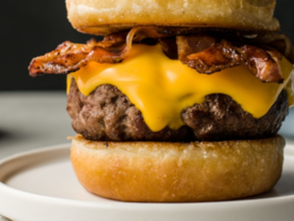 Picture of Bacon Cheeseburger