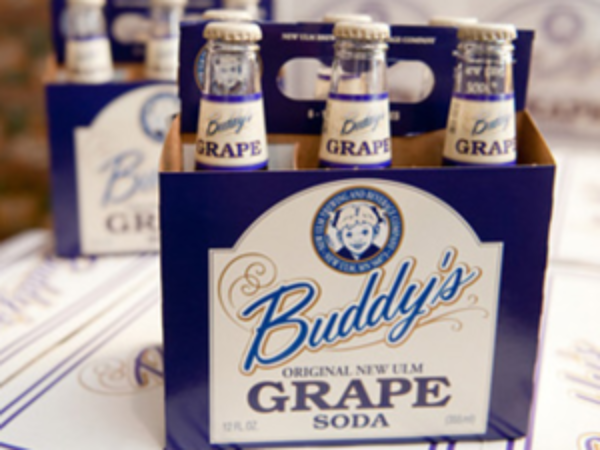 Picture of Buddy's Grape