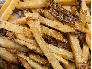 Picture of Garlic Parmesan Fries. Full order 1lb