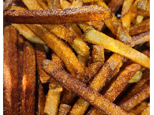 Picture of House cut Fries full order 1lb