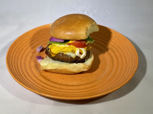 Picture of Pineapple Brat Burger