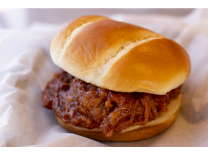 Picture of BBQ Pulled Pork Sandwich