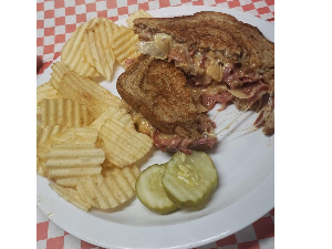 Picture of Classic Reuben Sandwich