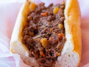 Picture of Pot Roast Sandwich