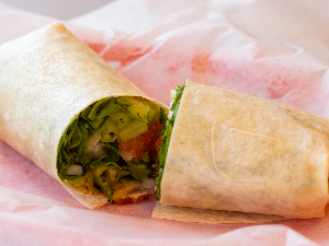 Picture of Chicken Wrap